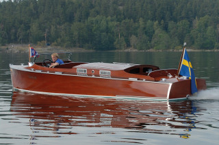 Thumbnail - CHRIS CRAFT 26 RUNABOUT