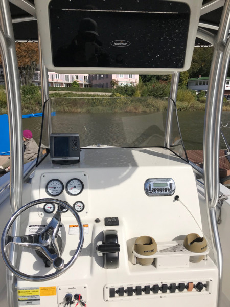 NAUTIC STAR 2000 XS