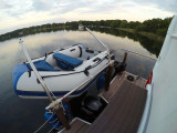 - keine Angabe Hausboot / Eigenbau Aqua Camper Handwerkliche Top-Qualität