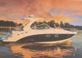 Chaparral Boats - Chaparall Signature 310