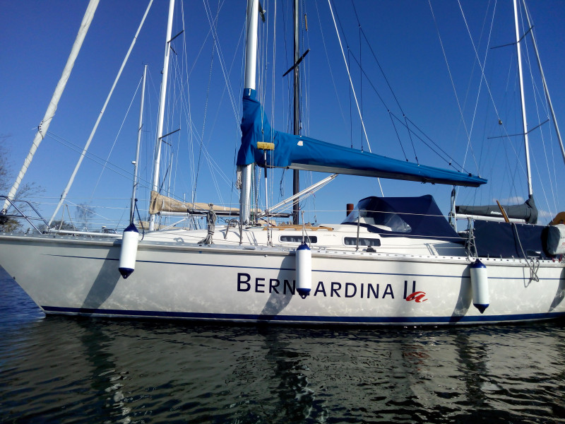 Hanse Yachts - Hanse 331