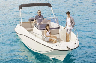 Quicksilver - Activ 675 Open