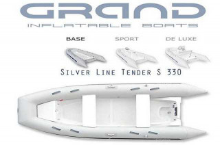 Thumbnail - Silver Line Tender S 330 L Deluxe