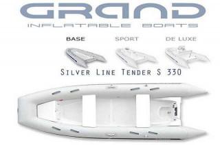 Thumbnail - Silver Line Tender S 330 Sport
