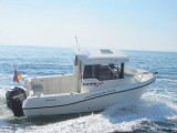 Thumbnail - 555 Pilothouse Lagerboot