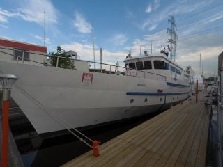 Thumbnail - Reiseschiff Riff Express im neuwertigem Zustand zu verkaufen (Video)(MM)