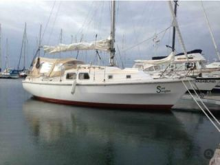 Thumbnail - Westerly Pembroke Segelyacht Top Zustand (JL)