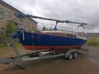 Thumbnail - Nautica 23 mit führerscheinfreiem Außenborder (MA)