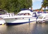 Thumbnail - Fairline Corniche 31 Fly mit 2 Dieselmaschinen