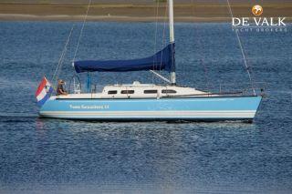 Thumbnail - X-Yachts X-362