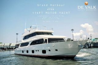 Thumbnail - Grand Harbour 116' Motor Yacht