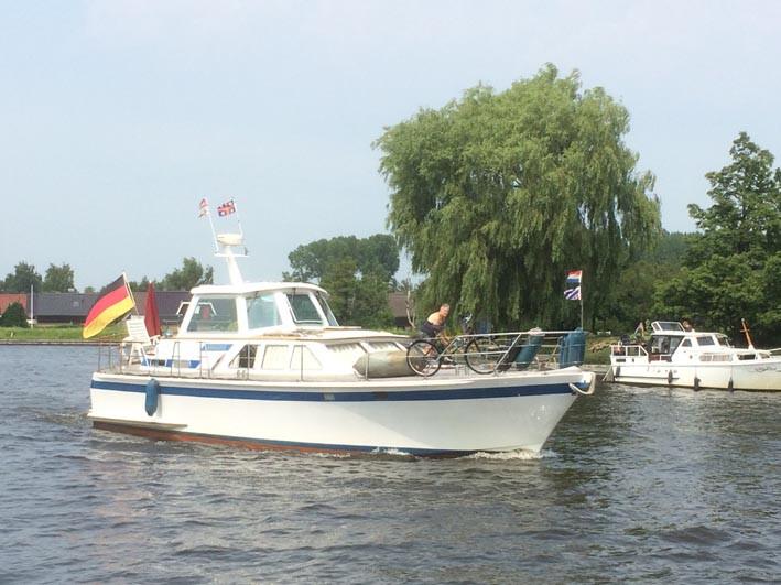 14m Motoryacht