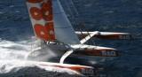 Boat Speed - Nigel Irens 75' Offshore Racer
