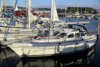 Thumbnail - Nauticat 321 Deckssalon