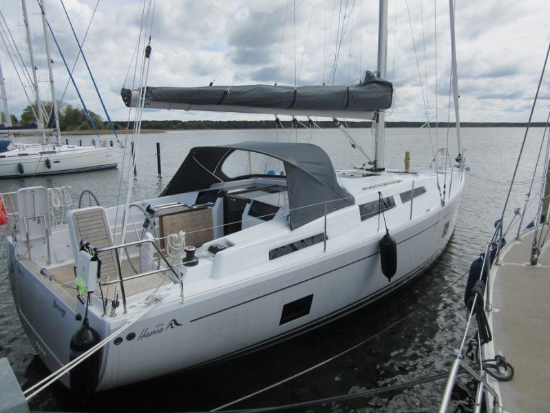 Hanse Yachts - Hanse 418