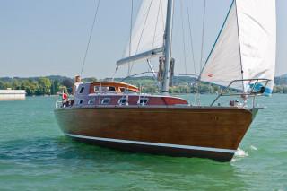 Thumbnail - MR 37 Holz-Segelyacht