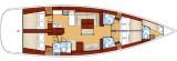 Beneteau - OCEANIS 54