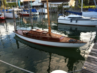 Thumbnail - Paschke Klassischer Seekreuzer Nachbau