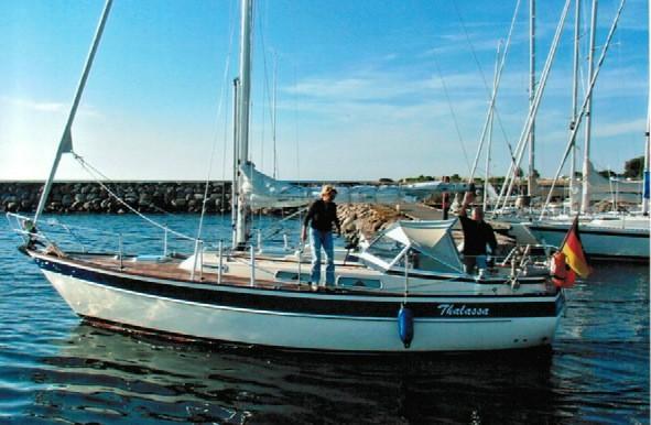 Hallberg Rassy - Hallberg Rassy 312 MK II