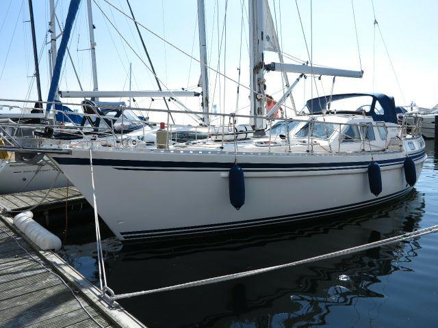Nauticat - Nauticat 42 Sloop