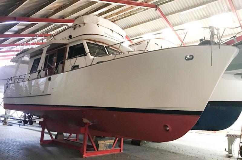 Chien Hwa - Blue Sea 36 Sedan Trawler