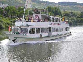 Thumbnail - Fahrgastschiff Traben-Trabach