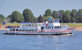 Thumbnail - Fahrgastschiff MS Heinrich Heine