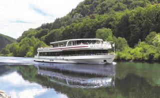 Thumbnail - Fahrgastschiff MS Altmühlperle