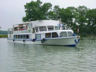Thumbnail - Fahrgastschiff FGS 25 Meter BM/Channelcruise