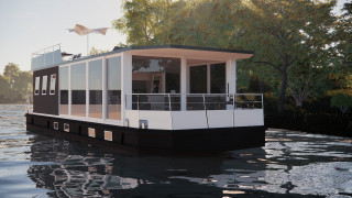 Thumbnail - Hausboot eCruise Solar 1475 HDPE