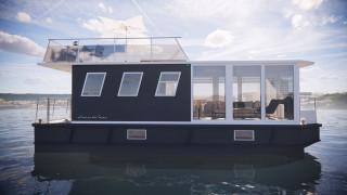 Thumbnail - Hausboot eCruise Solar 1100 HDPE