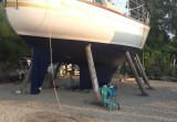 Polaris 43 Cutter Rigged Cruising Yacht