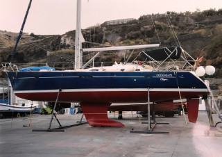 Thumbnail - Bénéteau 473 Oceanis Clipper EIGNERSCHIFF