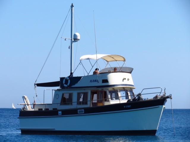 Schleswiger Werkstätten - Trawler 38