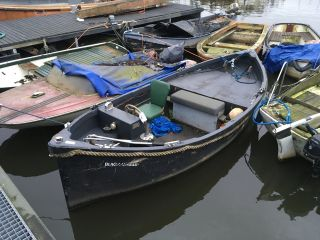 Thumbnail - Grachtenboot Sloep