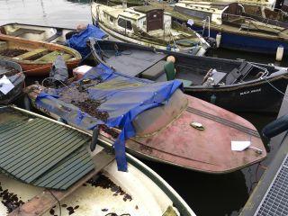 Thumbnail - Grachtenboot Speedboot