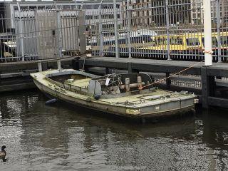 Thumbnail - Grachtenboot Legerboot Bridge Erection