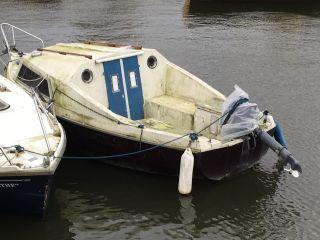 Thumbnail - Grachtenboot Kajuitzeilboot