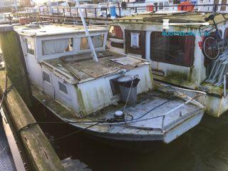Thumbnail - Grachtenboot Woonboot