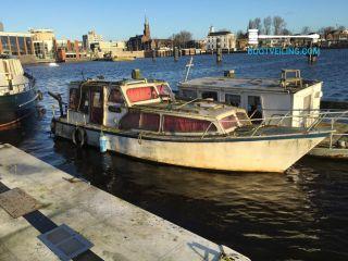 Thumbnail - Grachtenboot Motorboot