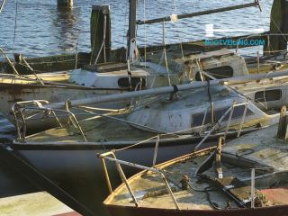 Thumbnail - Grachtenboot Zeilboot