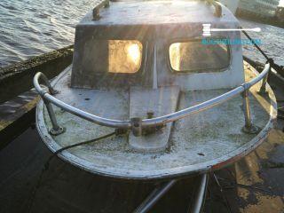 Thumbnail - Grachtenboot Kajuitboot