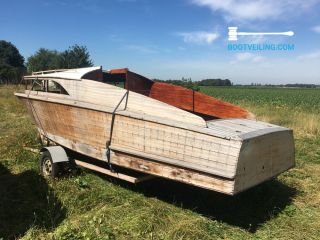 Thumbnail - VEB werft Kajuitboot