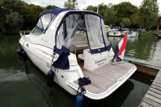 Thumbnail - Cruisers Yachts Rouge