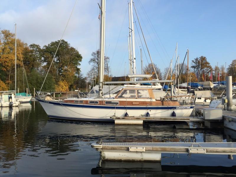 Bootsbau Rügen - Vilm II DS