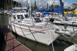 Thumbnail - Nauticat 32 DS - Zustand sehr gut