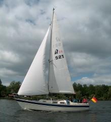 Thumbnail - Hallberg Rassy 29 Scandinavia - Süßwasserschiff