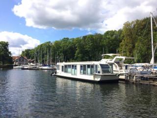 Thumbnail - Hausboot / Wohnschiff - CE zertifiziert - Liegeplatz in Berlin kann übernommen werden