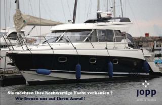 Thumbnail - Aquador 35, Vollausstattung, Doppelmotorisierung, Inzahlungnahme möglich!