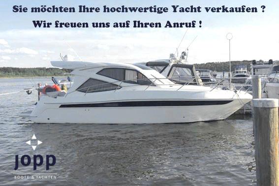 Galeon Boats - Galeon 350 HTC, 3 Kabinen-Version